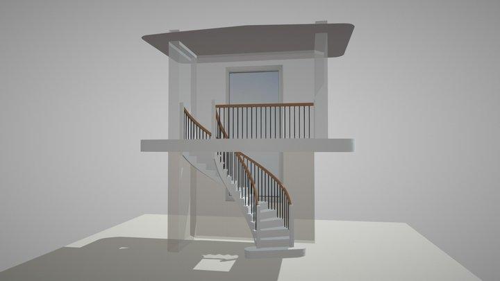 stairs- desgins & images - Simona 3D Model