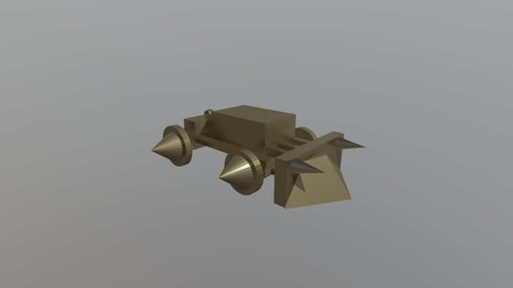 Taran 3D Model