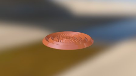 Repulsine 2 0 Top Diffusor For Printing 2 3D Model