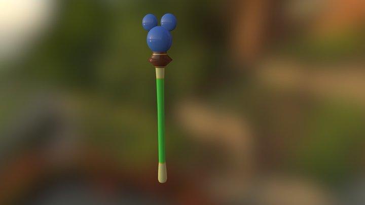 Dream Rod (Kingdom Hearts) 3D Model