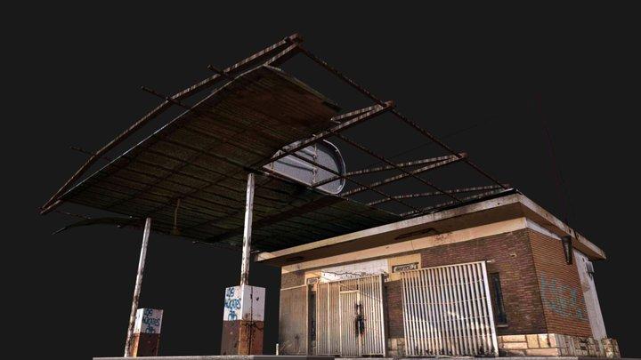 Station 314 3D Model