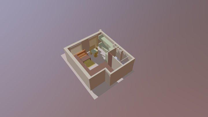 Flat11 3D Model