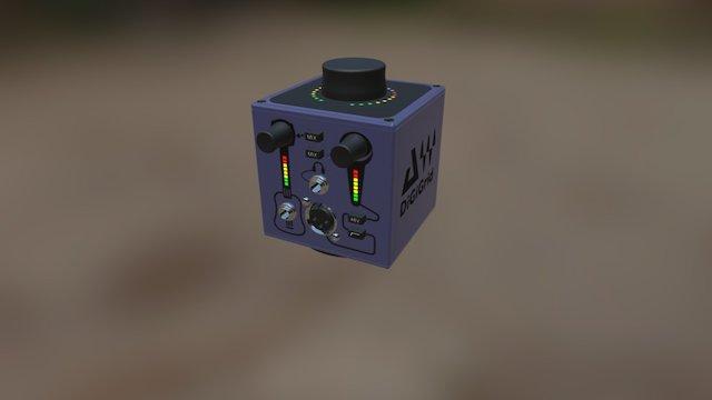 DiGiGrid M 3D Model