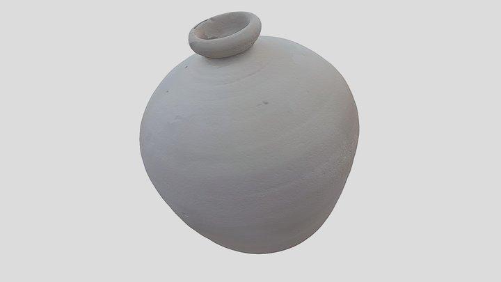 Spanish olive jar 3D Model