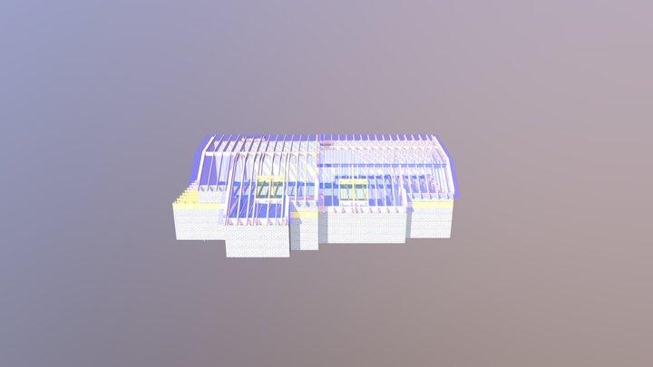 87267 3D Model