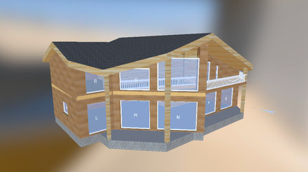 Oosterwold-I 3D Model
