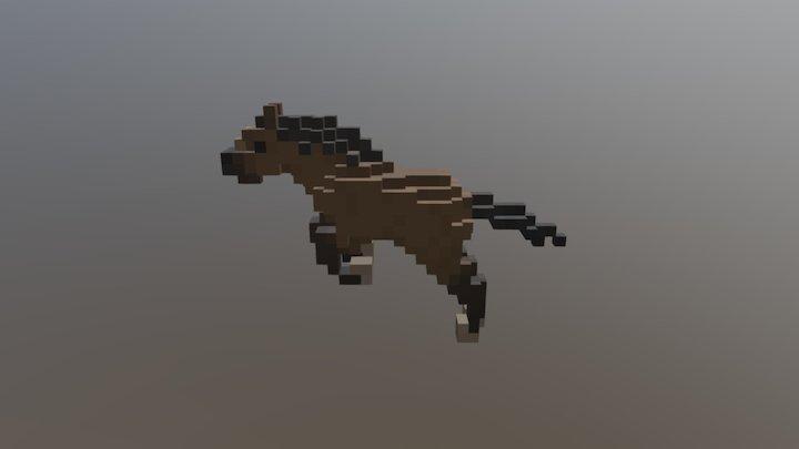 Horse-00 3D Model
