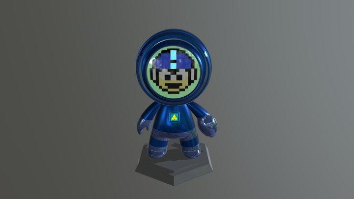MegaMat 3D Model