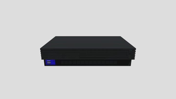 PS2 3D Model