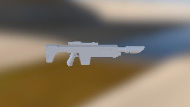 Lusgun 3D Model