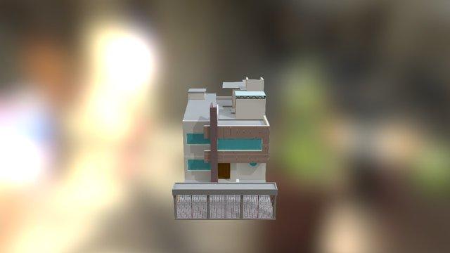 CH Propuesta 1.0 Rancho Guadalupe 3D Model