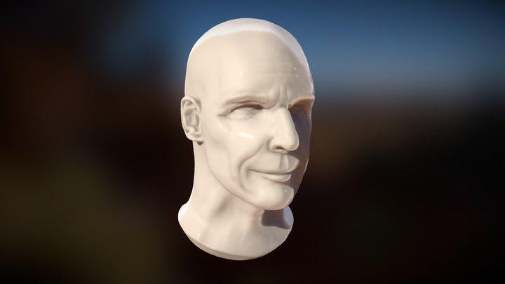 Yanis 3D Model
