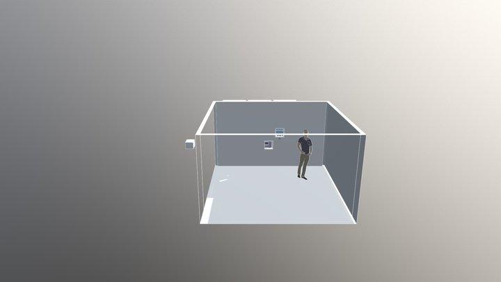 MOXI illusion 3D Model