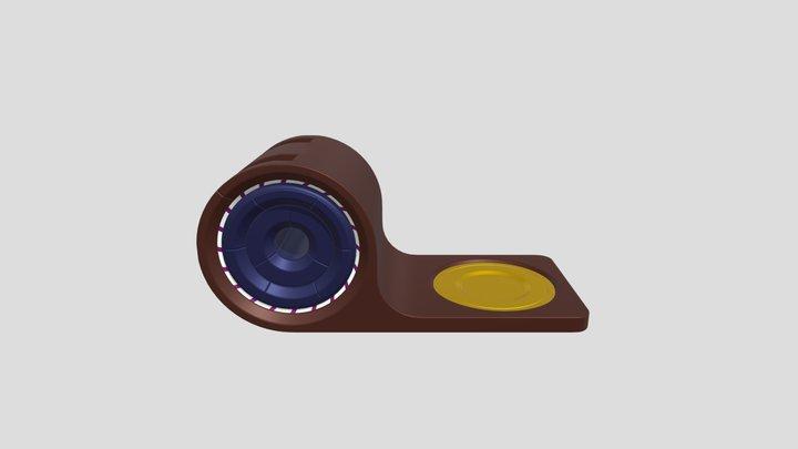 Ethan - SpinnyThing 3D Model
