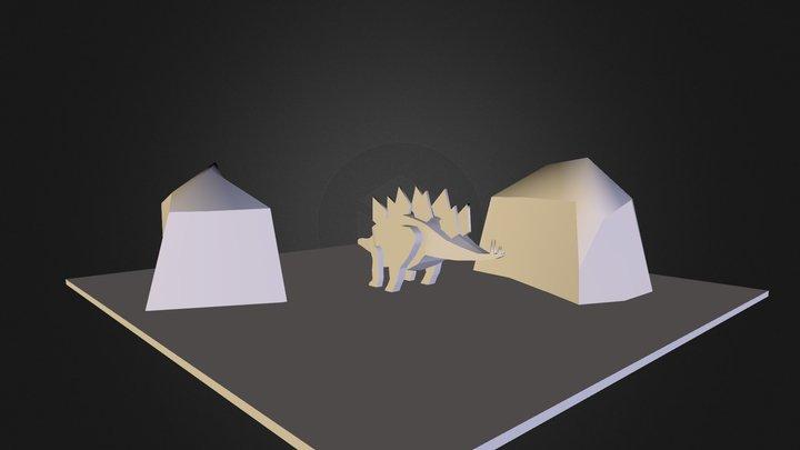 Steg O 3D Model