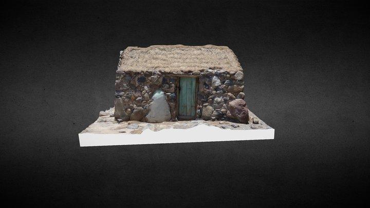Casa en Paniri (Chile) 3D Model