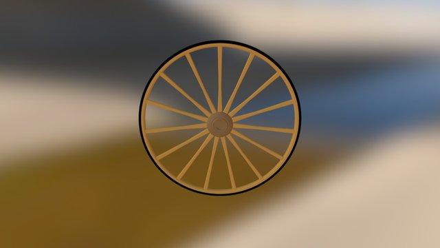 10 On 10 Would Wheel Again 3D Model