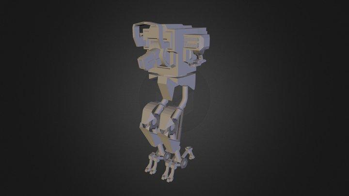 RoboWalker 3D Model