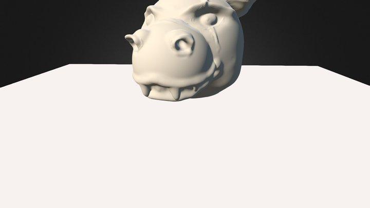 Hipos 3D Model