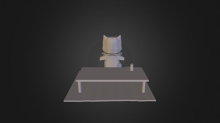 Tirami 3D Model