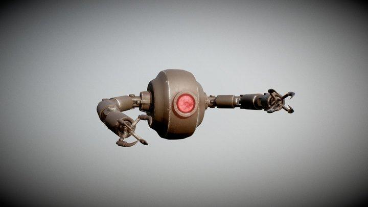 Fly Robot 1.0 3D Model