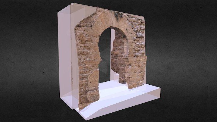 Arco califal 3D Model
