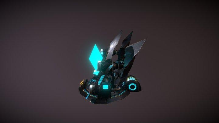 Pylon 3D Model