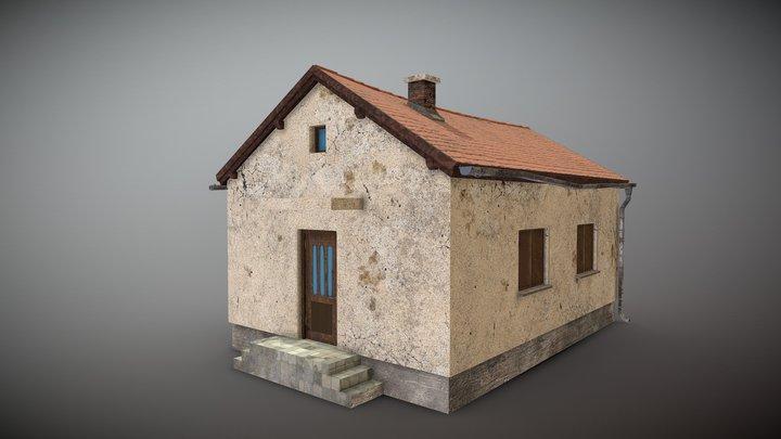 House 19 3D Model