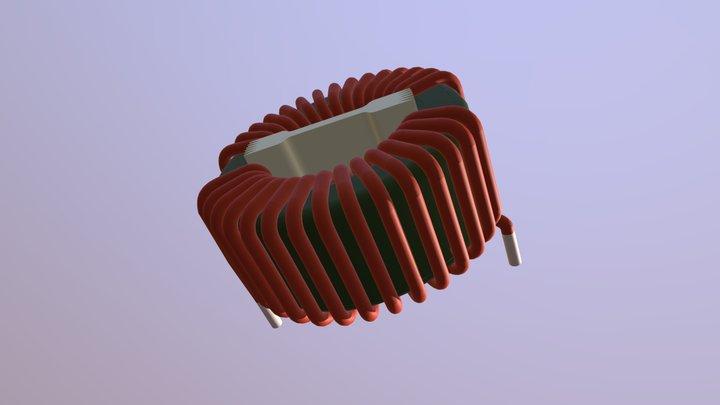 DTS-31-H 3D Model