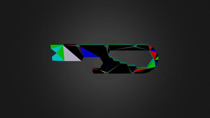 мультік 3D Model