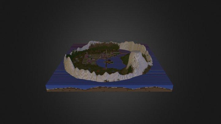 Panave évolution.obj 3D Model