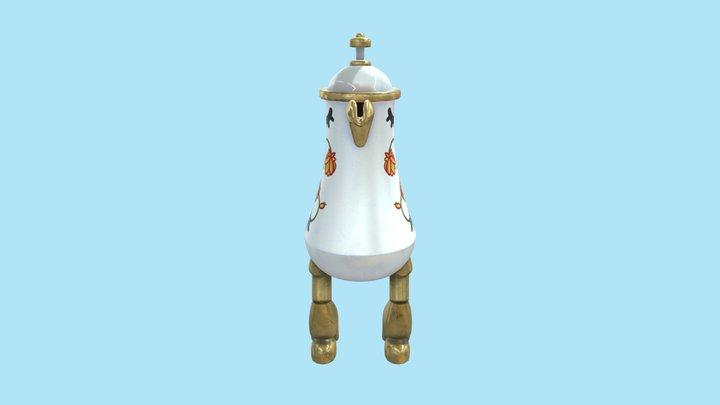 Bok-bot 3D Model