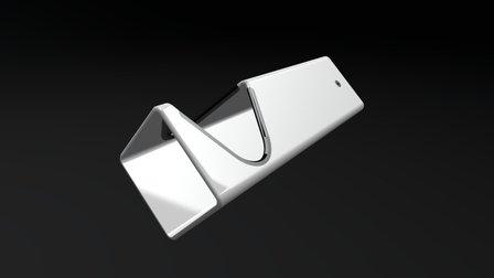 Chrome Edition 3D Model
