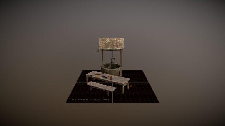 1DAE10GD 5props assignment 3D Model