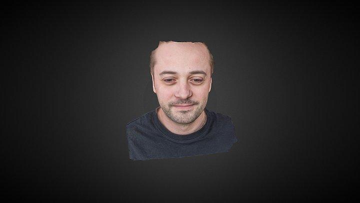 Yann 3D Model