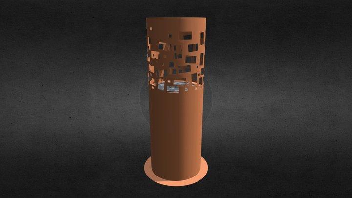 Gustav Commerce - 3D Model