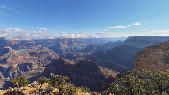Sky Pano - Grand Canyon Yuma Point 3D Model