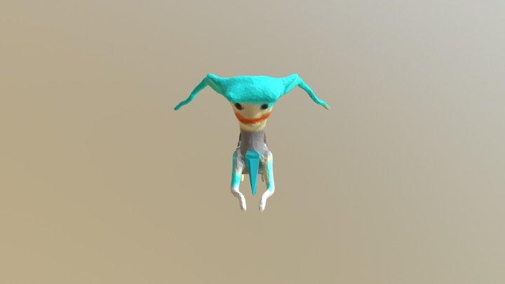 Hatsune Miku 3D Model