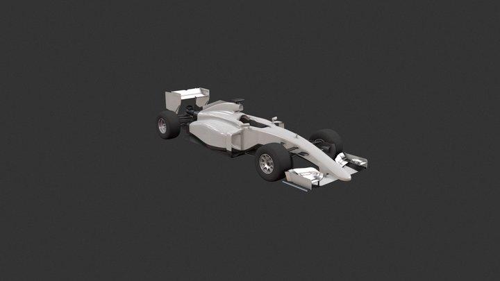 F1 - 2105 3D Model