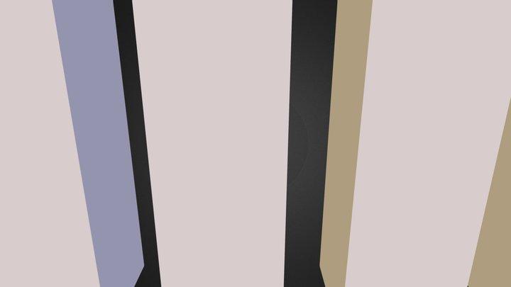 Arm Bend 3D Model