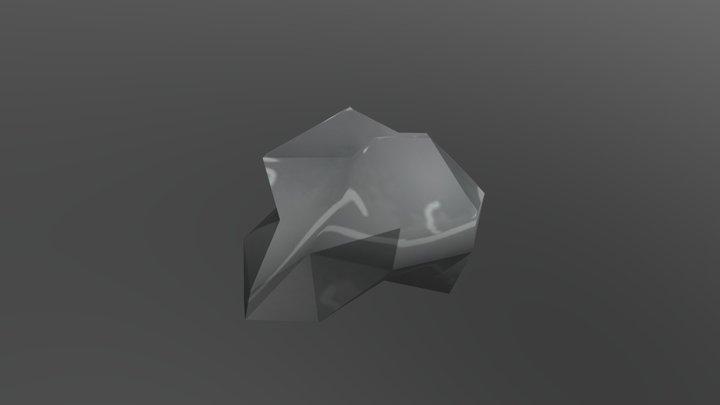 Oefensteen 3D Model