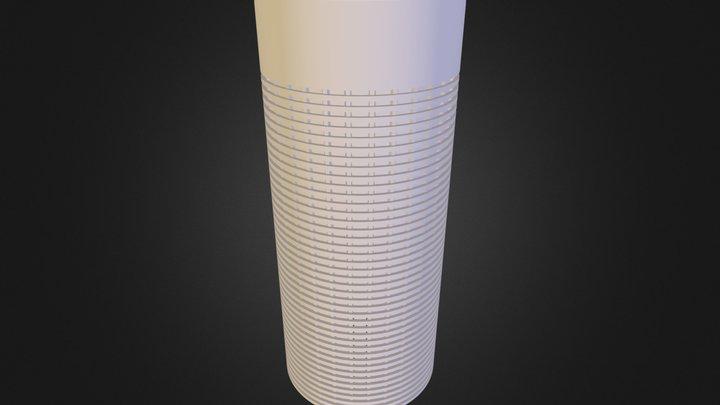 Project 4-Externally Vented Carrier.obj 3D Model