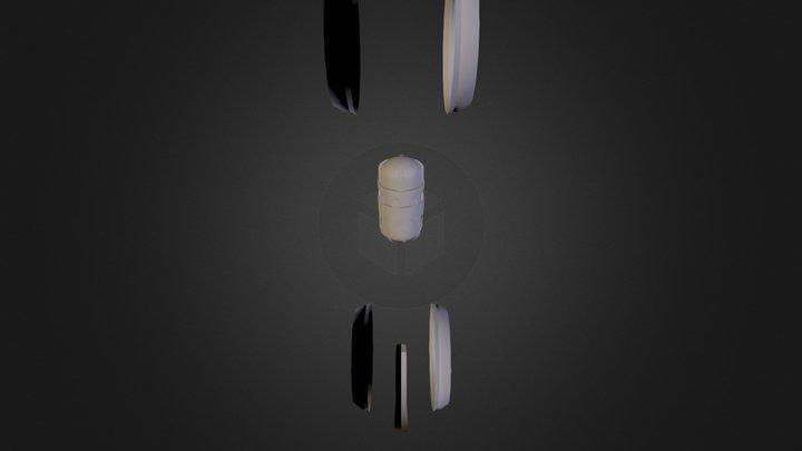 TronBike.001 3D Model