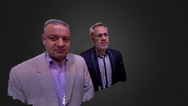 Mr.Mostaan, Mr.Danehdaran 3D Model