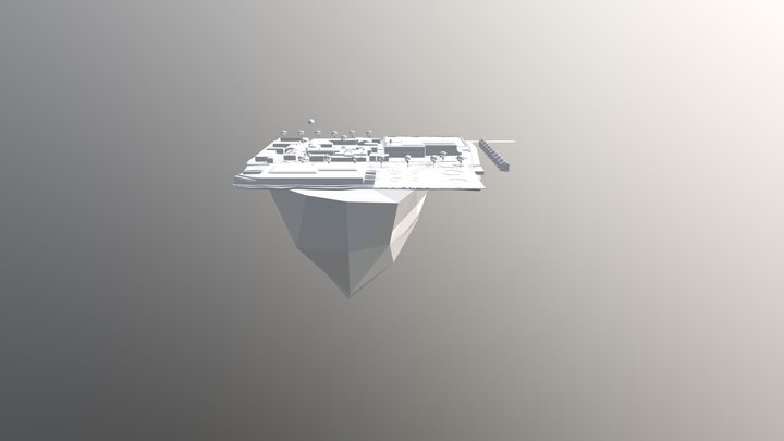 Site map 3D Model