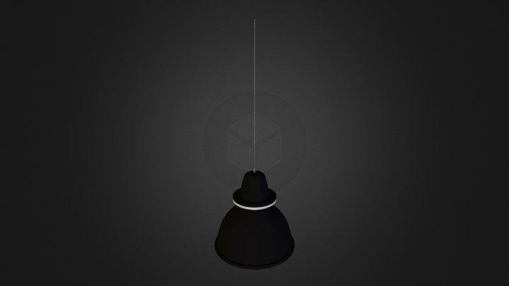 Lamp Fagerhult Hi Lite Met N270313 3D Model