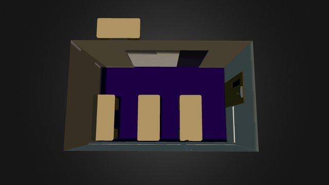 Room2 3D Model