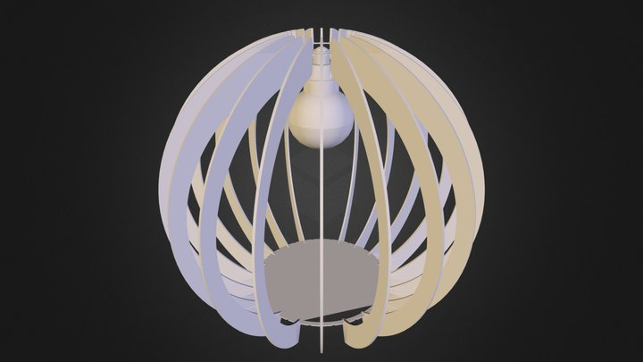 Lampadario render.obj 3D Model