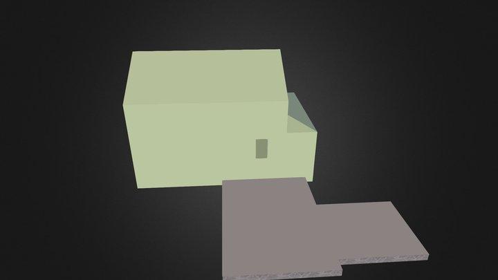 Robertas addition 3D Model