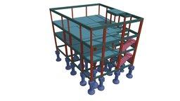 IGREJA PASTOR EDSON 3D Model